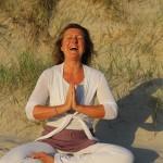 yogaaufsylt_mit Spass dabei