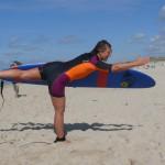 yogaaufsylt_auch Surfer machen Yoga